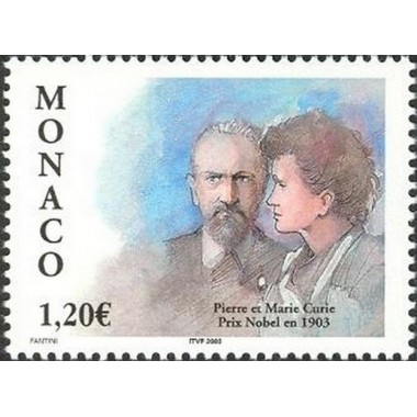 Monaco Neuf ** N° 2408