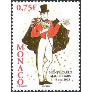 Monaco Neuf ** N° 2409