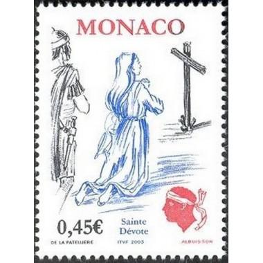 Monaco Neuf ** N° 2410