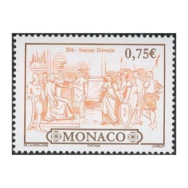 Monaco Neuf ** N° 2419
