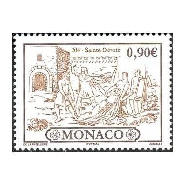 Monaco Neuf ** N° 2420