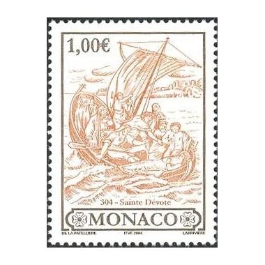 Monaco Neuf ** N° 2421
