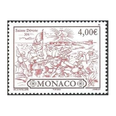 Monaco Neuf ** N° 2422