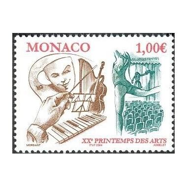 Monaco Neuf ** N° 2431