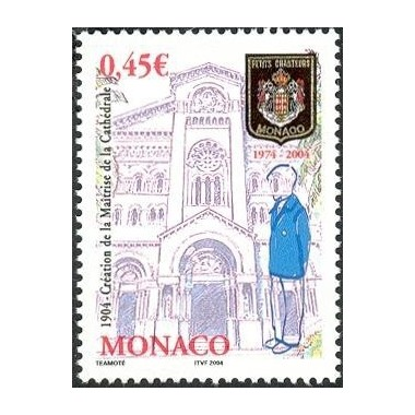 Monaco Neuf ** N° 2432