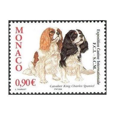 Monaco Neuf ** N° 2434