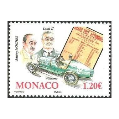 Monaco Neuf ** N° 2435