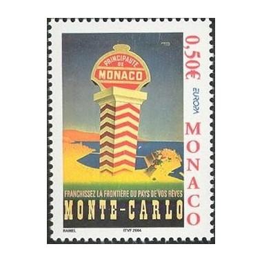 Monaco Neuf ** N° 2438