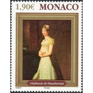Monaco Neuf ** N° 2444