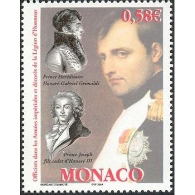 Monaco Neuf ** N° 2445