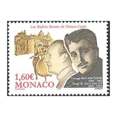 Monaco Neuf ** N° 2446