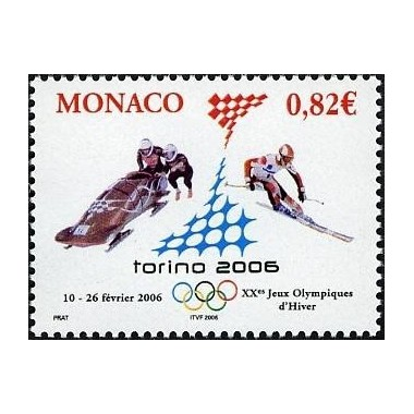 Monaco Neuf ** N° 2528