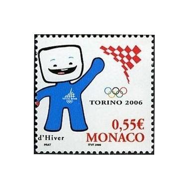 Monaco Neuf ** N° 2530
