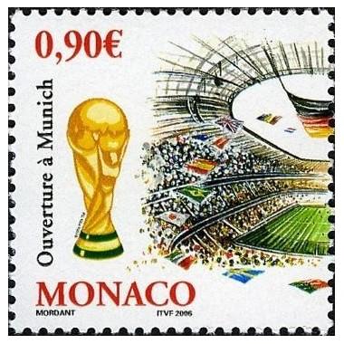 Monaco Neuf ** N° 2539