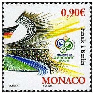 Monaco Neuf ** N° 2540