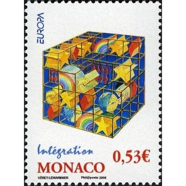 Monaco Neuf ** N° 2542