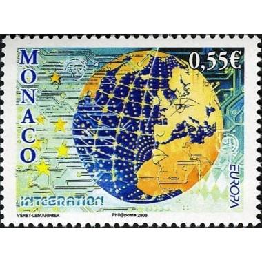 Monaco Neuf ** N° 2543