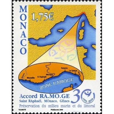 Monaco Neuf ** N° 2544