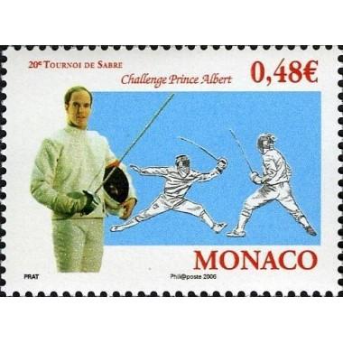 Monaco Neuf ** N° 2547