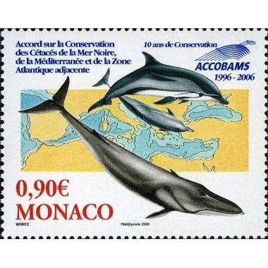 Monaco Neuf ** N° 2554