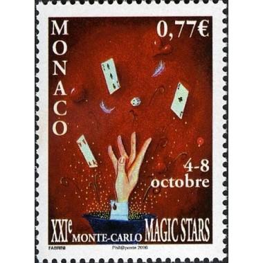 Monaco Neuf ** N° 2555