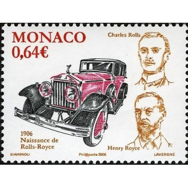 Monaco Neuf ** N° 2556