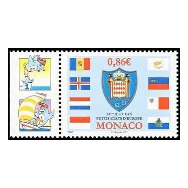 Monaco Neuf ** N° 2592