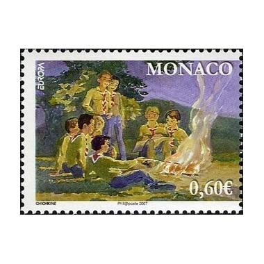 Monaco Neuf ** N° 2593