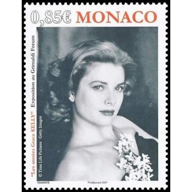 Monaco Neuf ** N° 2596