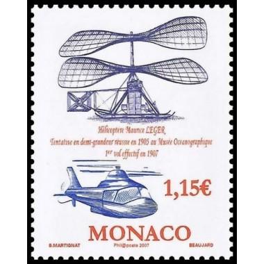 Monaco Neuf ** N° 2597