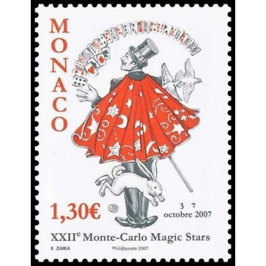 Monaco Neuf ** N° 2598