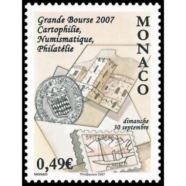 Monaco Neuf ** N° 2599