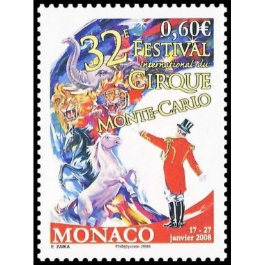 Monaco Neuf ** N° 2602