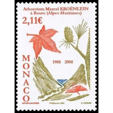 Monaco Neuf ** N° 2607