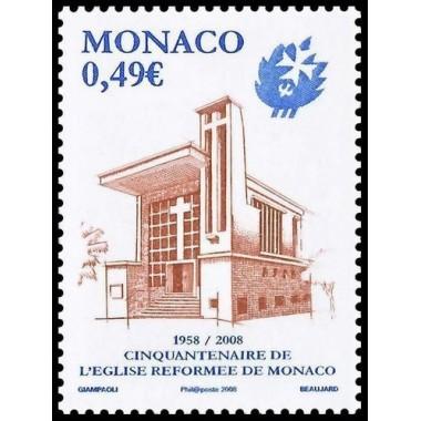 Monaco Neuf ** N° 2608