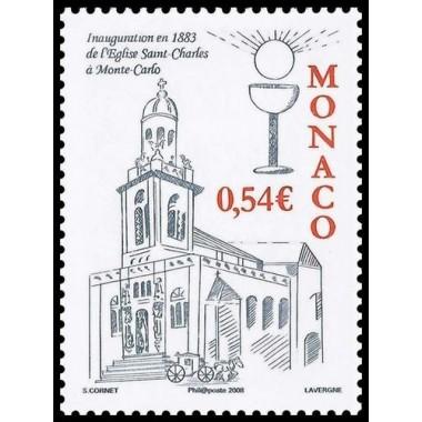 Monaco Neuf ** N° 2609