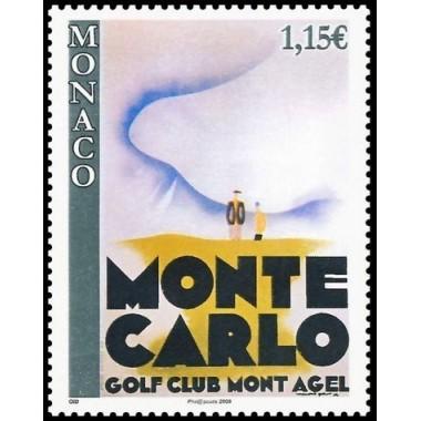 Monaco Neuf ** N° 2611