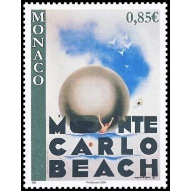 Monaco Neuf ** N° 2612