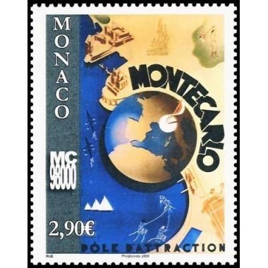 Monaco Neuf ** N° 2613