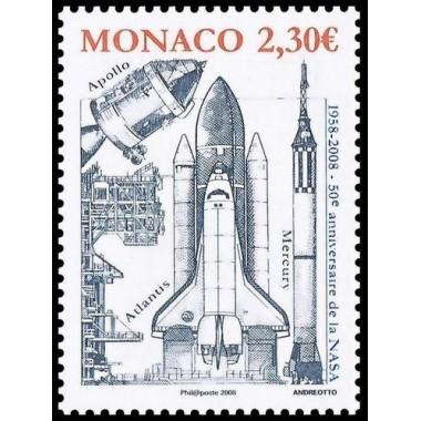 Monaco Neuf ** N° 2619