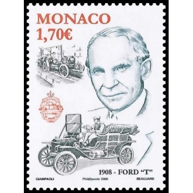 Monaco Neuf ** N° 2621