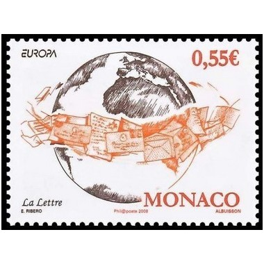 Monaco Neuf ** N° 2632