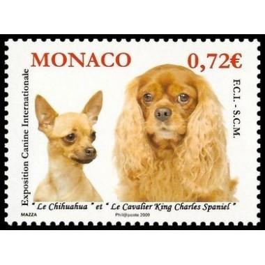 Monaco Neuf ** N° 2669
