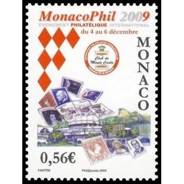 Monaco Neuf ** N° 2670