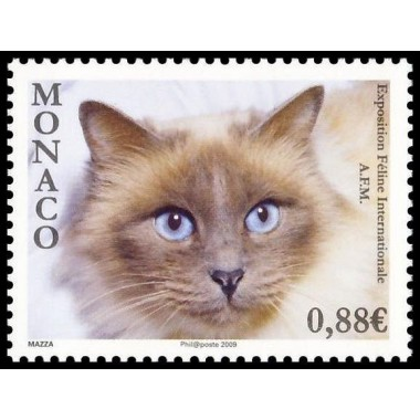 Monaco Neuf ** N° 2671