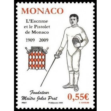 Monaco Neuf ** N° 2675