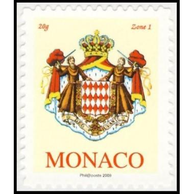 Monaco Neuf ** N° 2676