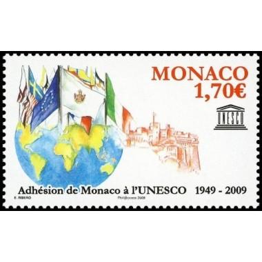 Monaco Neuf ** N° 2678