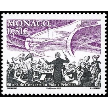 Monaco Neuf ** N° 2681
