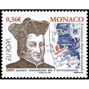 Monaco Neuf ** N° 2682